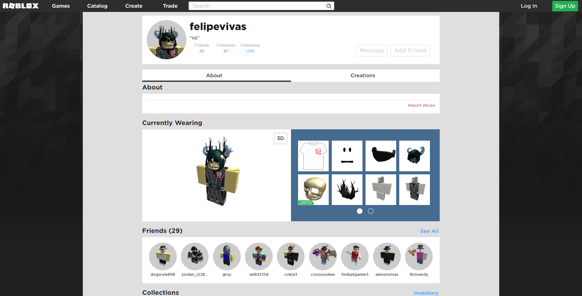 roblox_v4 : felipe : Free Download, Borrow, and Streaming ...