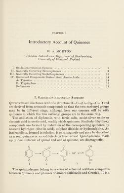 Cover of: Biochemistry of quinones | Richard Alan Morton