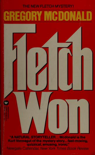 Cover of: Fletch Won | Gregory Mcdonald