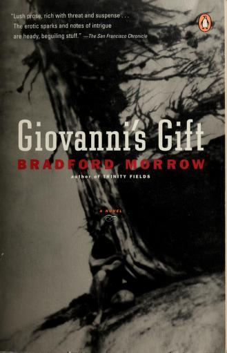 Cover of: Giovanni's gift   Bradford Morrow