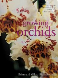 Cover of: Growing Orchids |