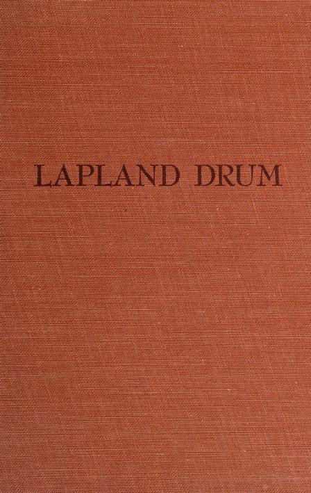 Lapland drum by Alice Alison Lide