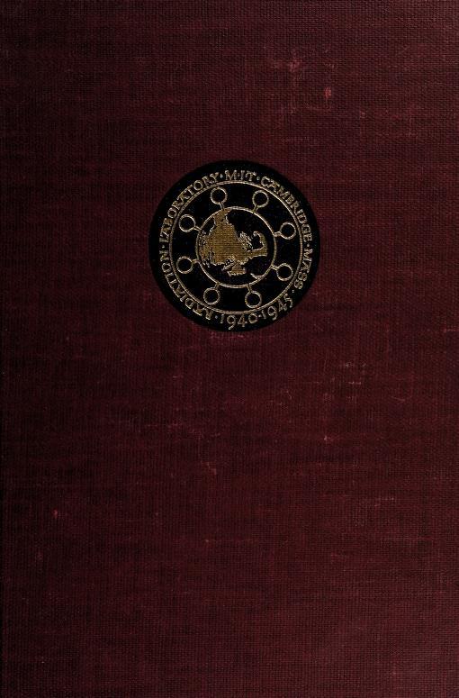 Radar aids to navigation by John Scoville Hall