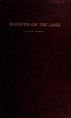 Cover of: Shadows on the land | Huke, Robert E