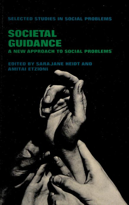 Societal guidance by Sarajane Heidt