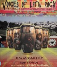 Cover of: Voices of Latin rock | Jim McCarthy